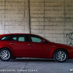 Alfa 159 Sportwagon Q-Tronic