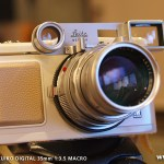 オリンパスPEN E-P1 試し撮り-Leica DR Summicron 50mm