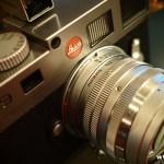Leica M9 試し撮り(1957 : SUMMARIT 1:1.5 / 50mm)