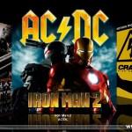 IRON MAN 2 – AC/DC