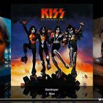 KISS『DESTROYER(地獄の軍団)』1976年