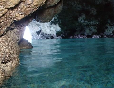 blue cave&snokel