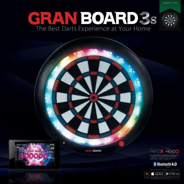 Gran Board 3s box