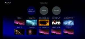 gran board app customise menu