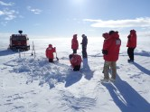 Sea ice training