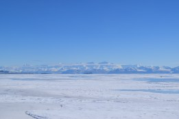 The Transantarctic Range
