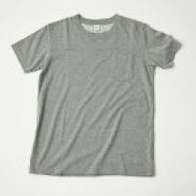 背面切替ポケットTシャツ(ユニセックス)