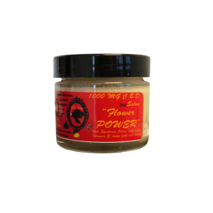 JaneVape Flower Power Full Spectrum Salve 1000mg
