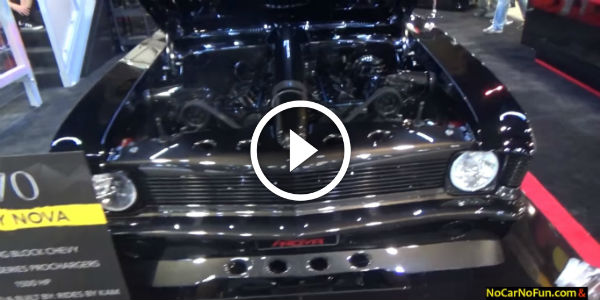 Rides By Kam Offers You This Fearsome 1500hp 1970 Chevy