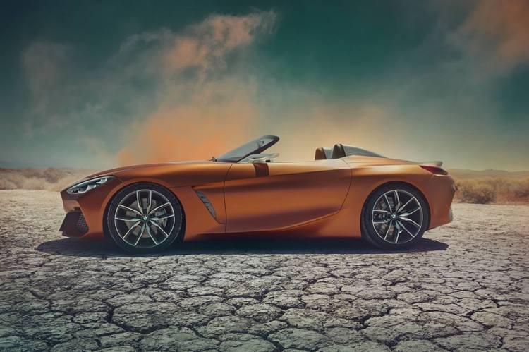 新型 BMW Z4