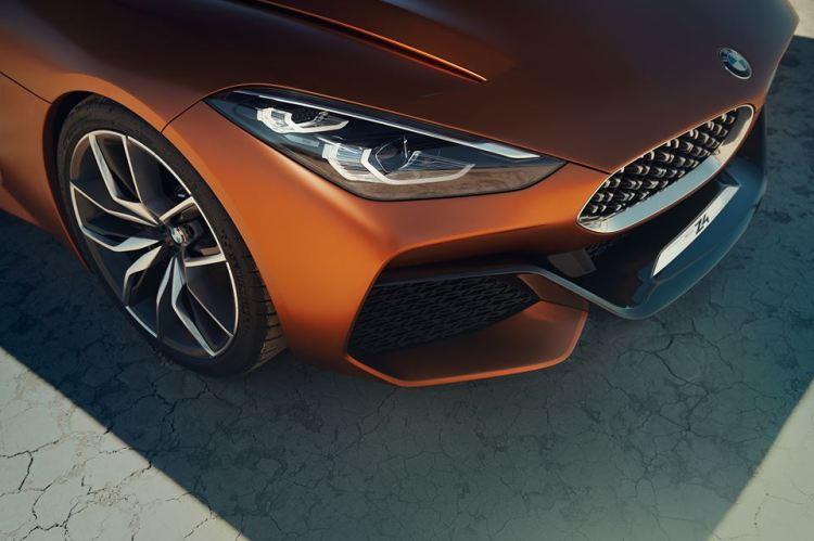 新型 BMW Z4 エクステリア