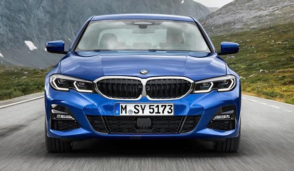 新型BMWデザイン