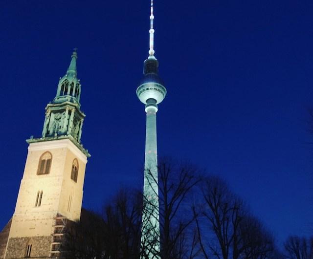 Bargeldlos in Berlin