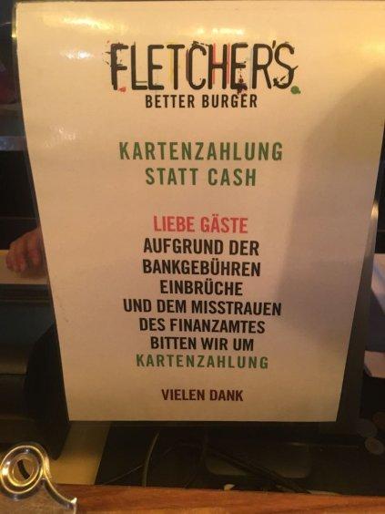 Burgerrestaurant mag lieber Karte (@ilimburg, 2017)