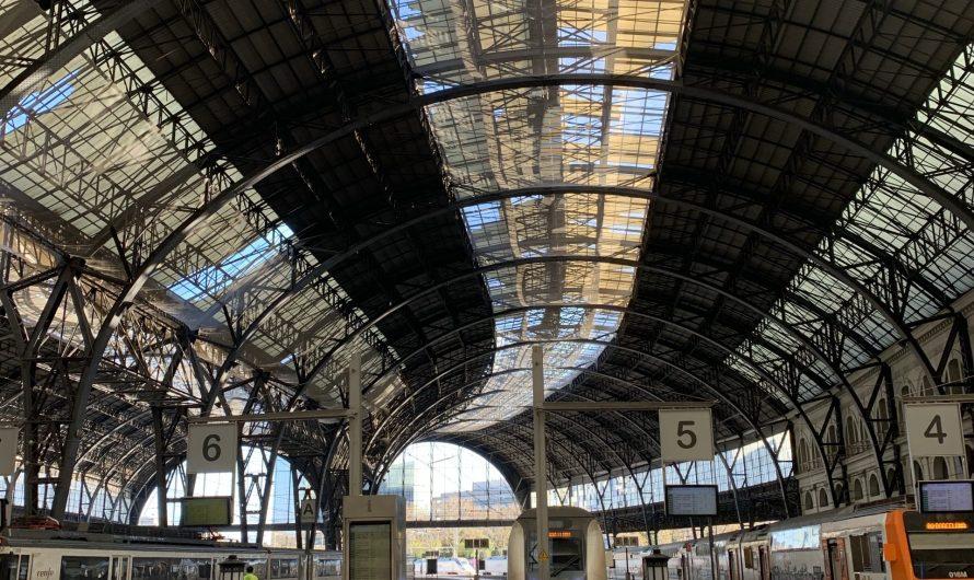 Die #tourdegrève: Zu Silvester mit dem Zug durch das streikende Frankreich nach Barcelona