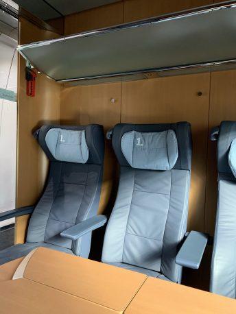 1. Klasse Abteil ICE3