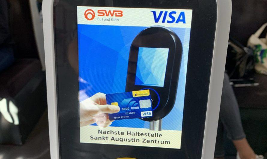BONNsmart: Papierloses Ticketing im Nahverkehr testweise gestartet.