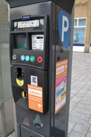 Kostengründe: Neue Parkscheinautomaten in Düsseldorf nur noch mit Kartenakzeptanz