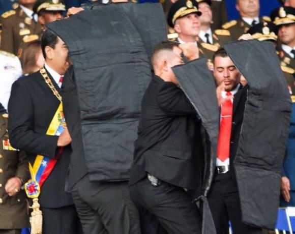 Maduro atentado