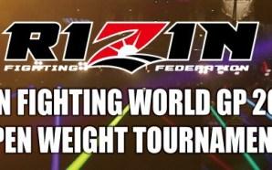 (Foto: RIZIN Fighting Federation)