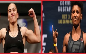 Jéssica Bate-Estaca tem nova oponente para o UFC 207!