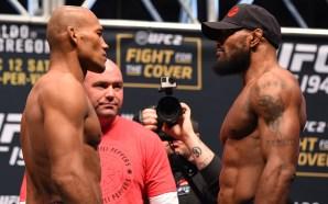 Jacaré acredita que irá enfrentar Romero em sua próxima luta:…