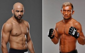 Warlley Alves enfrenta Kiichi Kunimoto no UFC Fight Night 110