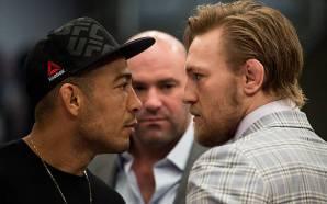 "José Aldo desiste de revanche com McGregor: ""Sei que nunca…"