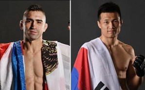 Ricardo Lamas enfrenta Zumbi Coreano no UFC 214