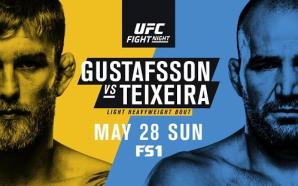 Nocaute na rede picks #88 / UFC Fight Night: Gustafsson…