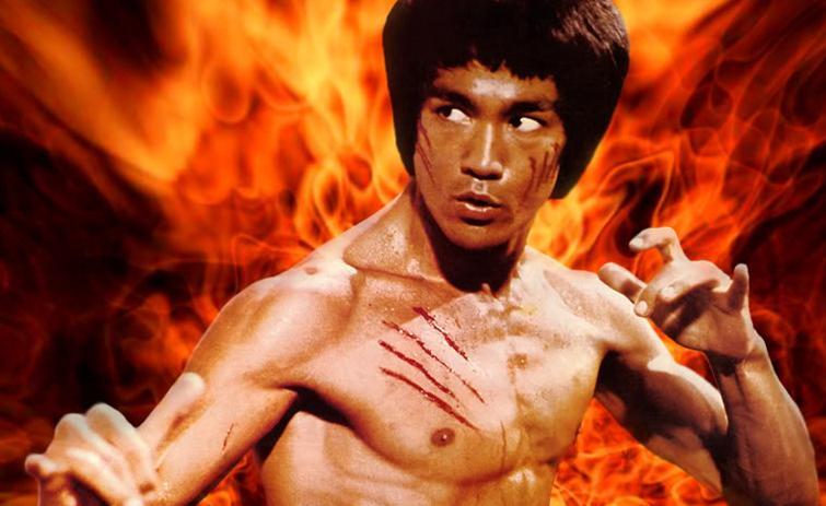 Restaurado único vídeo com luta real de Bruce Lee