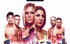 Resultados do UFC Fight Night 111: Holm vs Correia