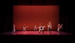 Dance performance in Freda Lupin Memorial Hall