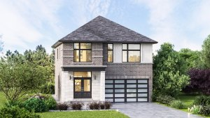 the Tribeca is a contemporary house design that showcases elegance and beauty.