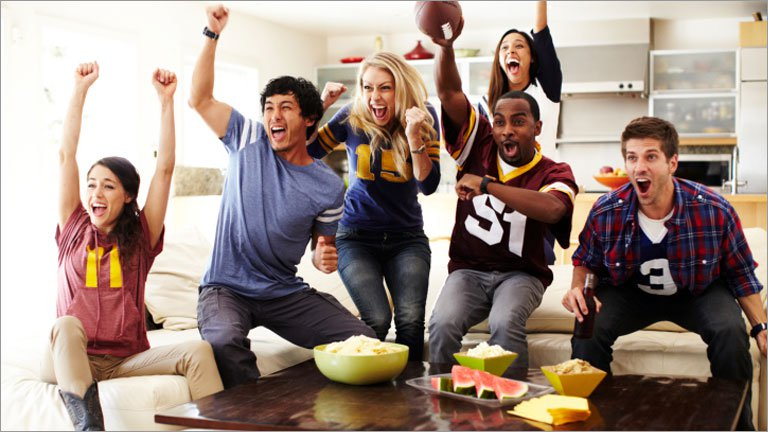 How to have a stress-free Superbowl party!