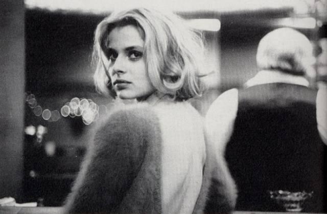 Nastassja Kinski en Paris, Texas