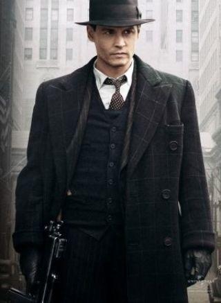 Johny Depp en Enemigos públicos