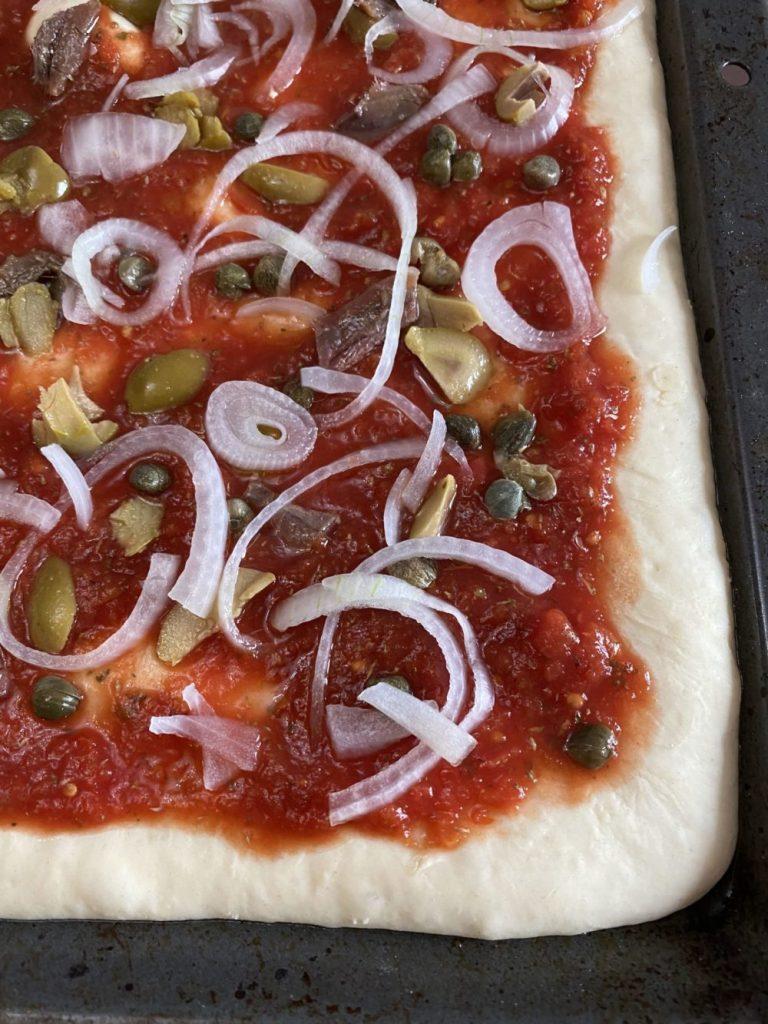 Pizza morbida come ottenere l'impasto perfetto
