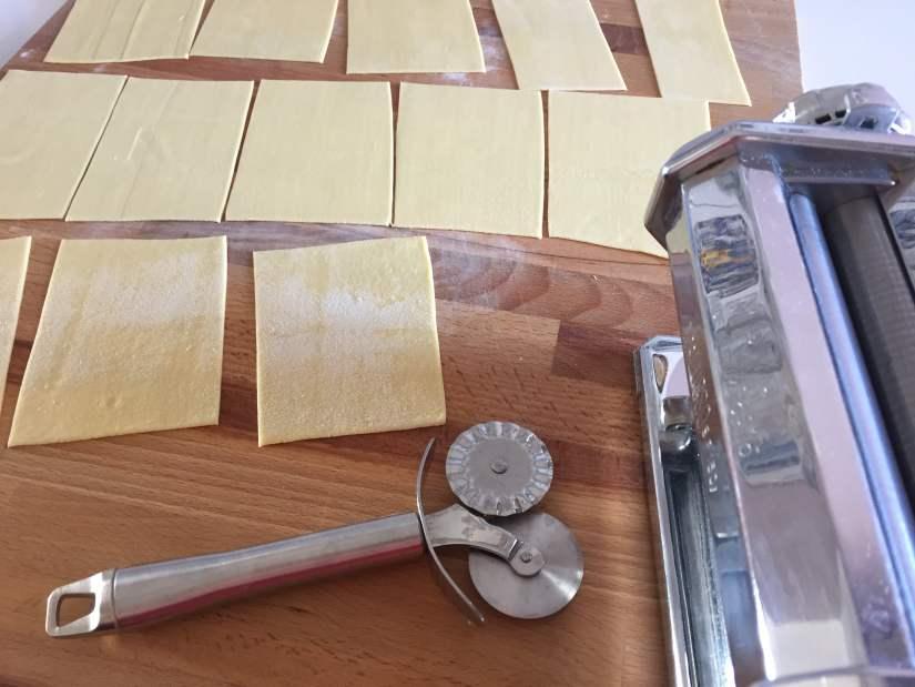 Come tagliare i mandilli
