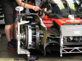 Toyota LMP1 Hybrid