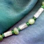 Jade, Turmalinquarz, Aventurin
