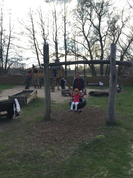 Märchenspielplatz auf dem Kinderbauernhof Mümmelmann