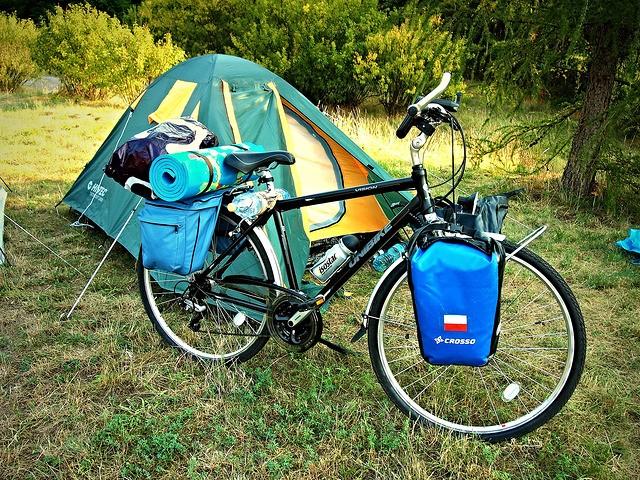 Możliwość bezpiecznego przechowania rowerów