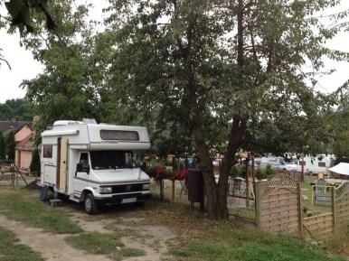 Camper Park