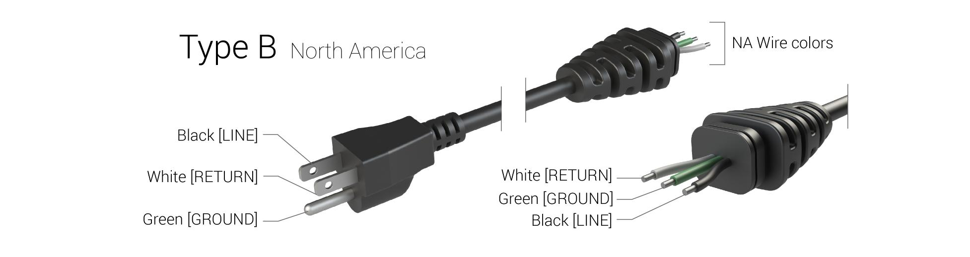 Electrical Wiring Color Code Usa