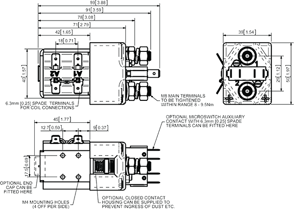 Albright Contactor Wiring Diagram