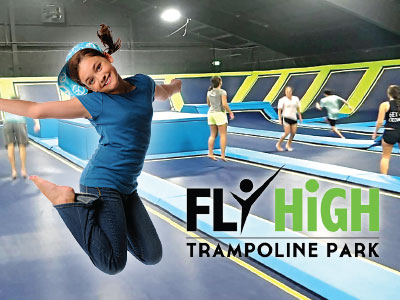 $4 Off One Hour of Jump Time