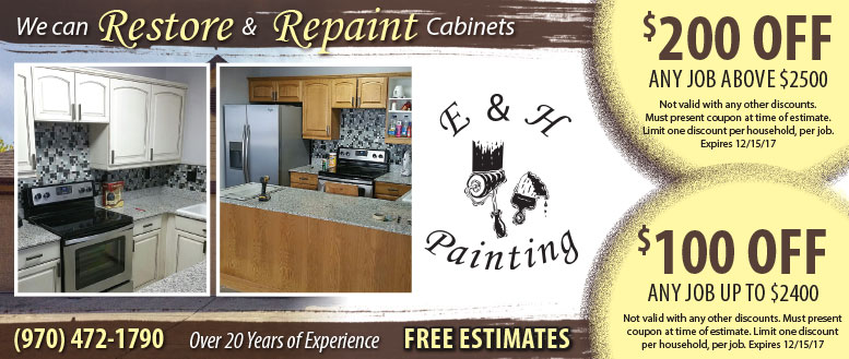 E&H Painting Coupons & Free Estimates