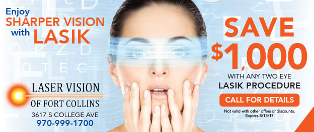 Laser Vision Lasik Coupon