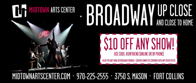 Midtown Arts Center Coupon